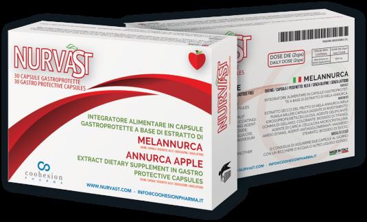 integratore colesterolo mela annurca melannurca nurvast