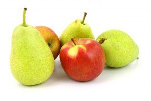 gravidanza-frutta-pera-mela